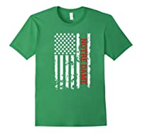 Notre Dame City Tshirt Forest Green