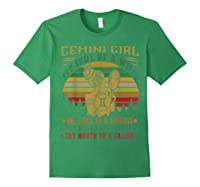 Gemini Girl The Soul Of A Witch Mouth Of A Sailor Shirts Forest Green