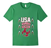 2019 Soccer Usa Team France Cup Tournat Shirts Forest Green