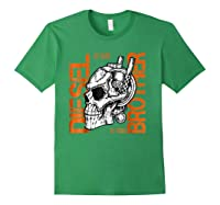 Diesel Power Truck Turbo Brothers Mechanic Shirts Forest Green