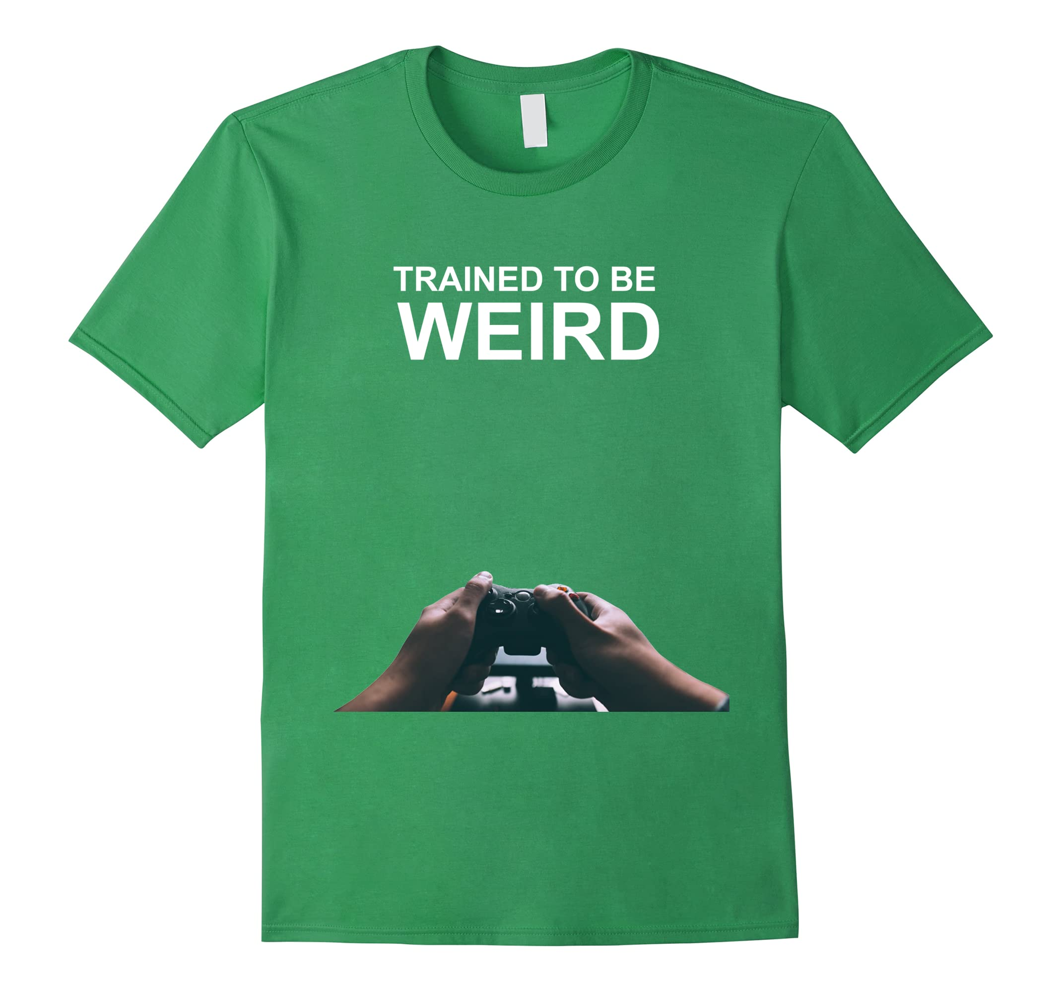 Trained To Be Weird Premium Quality T-Shirt / tee-RT