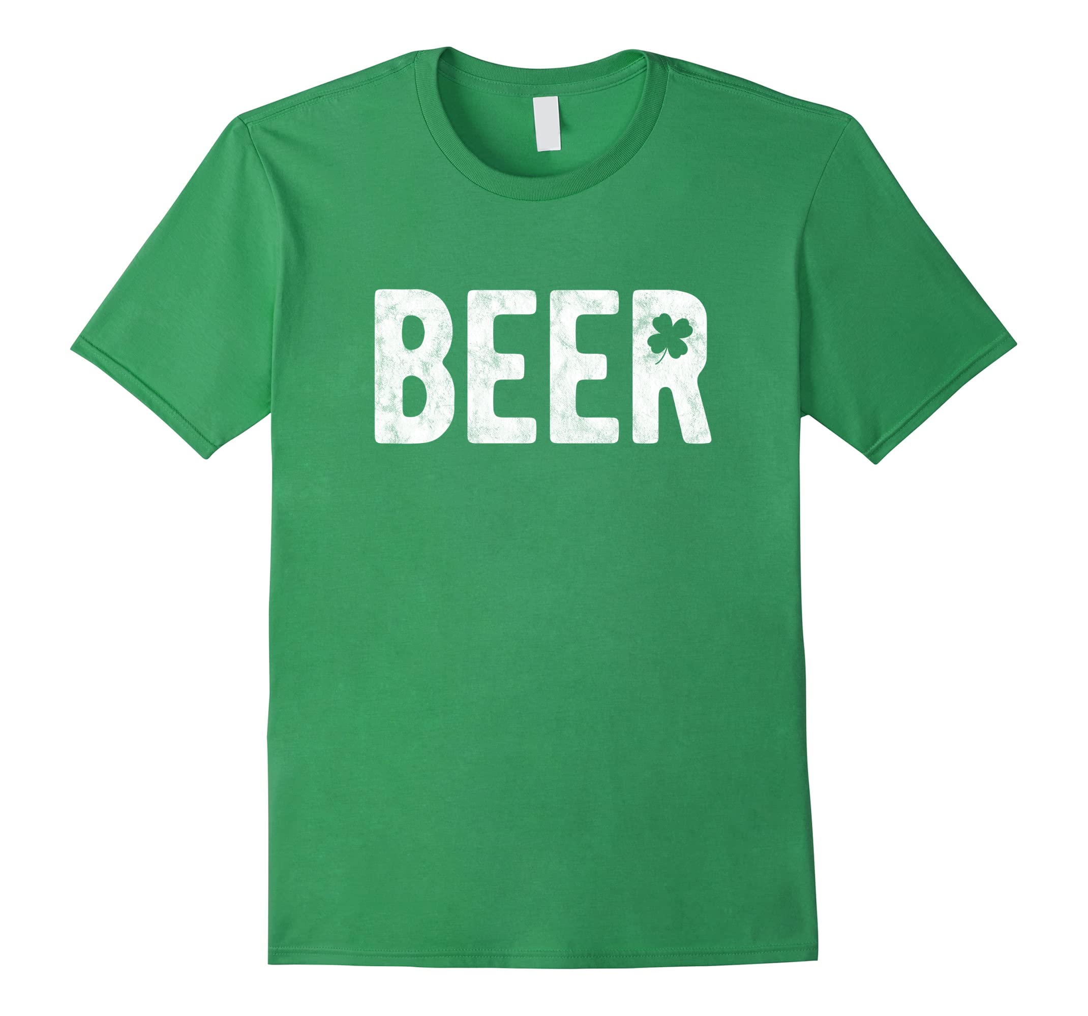 Beer St Patricks Day Drinking Shirt Alcohol Party Tshirt Men-RT