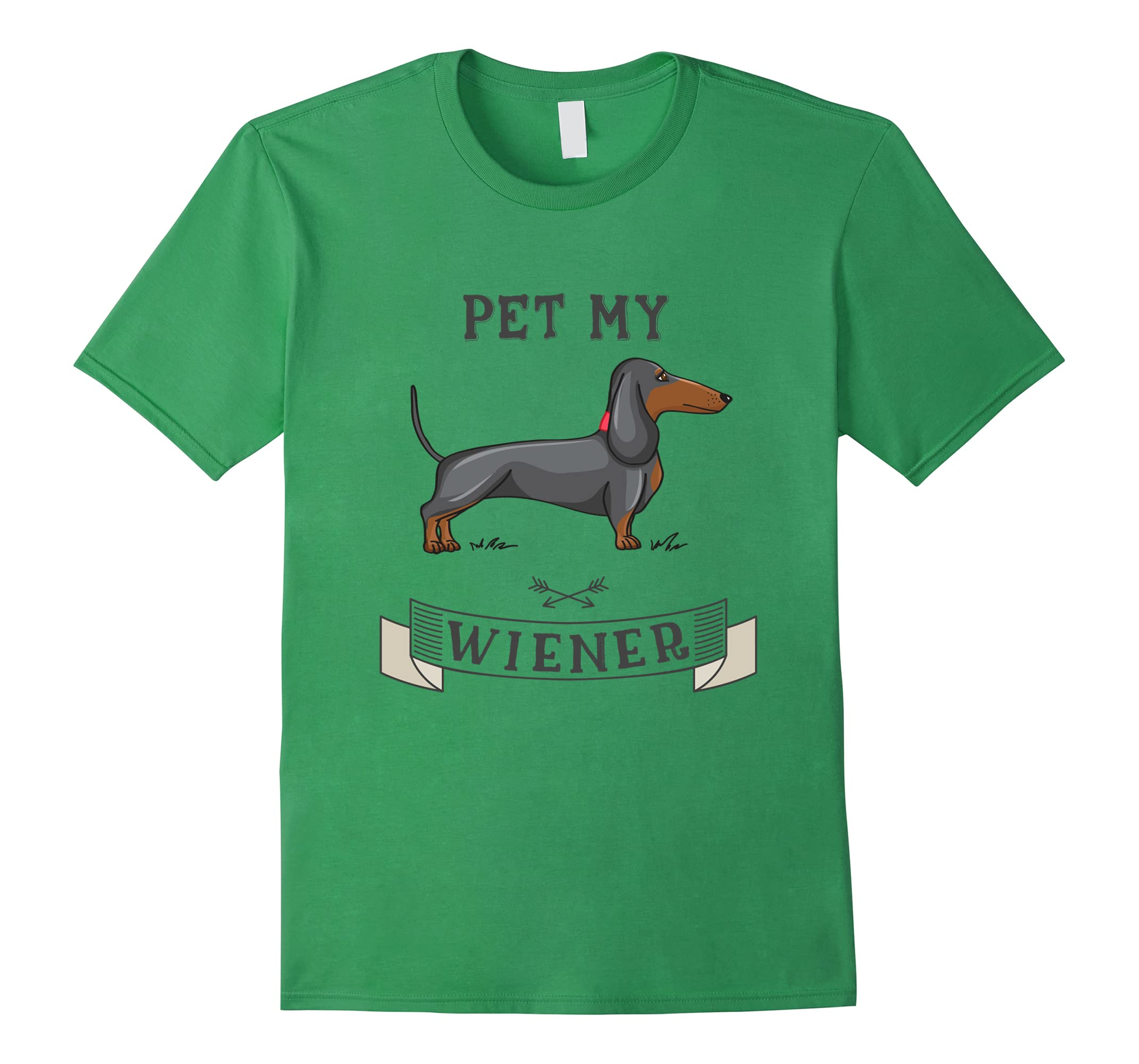 7fc01fc6 Pet my wiener T-Shirt Wiener Dog, Funny Dachshund lover gift-RT ...