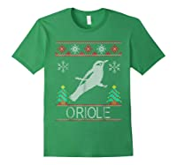 Oriole Christmas Shirts Forest Green