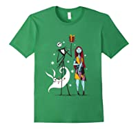 Disney Nightmare Gift T Shirt Forest Green
