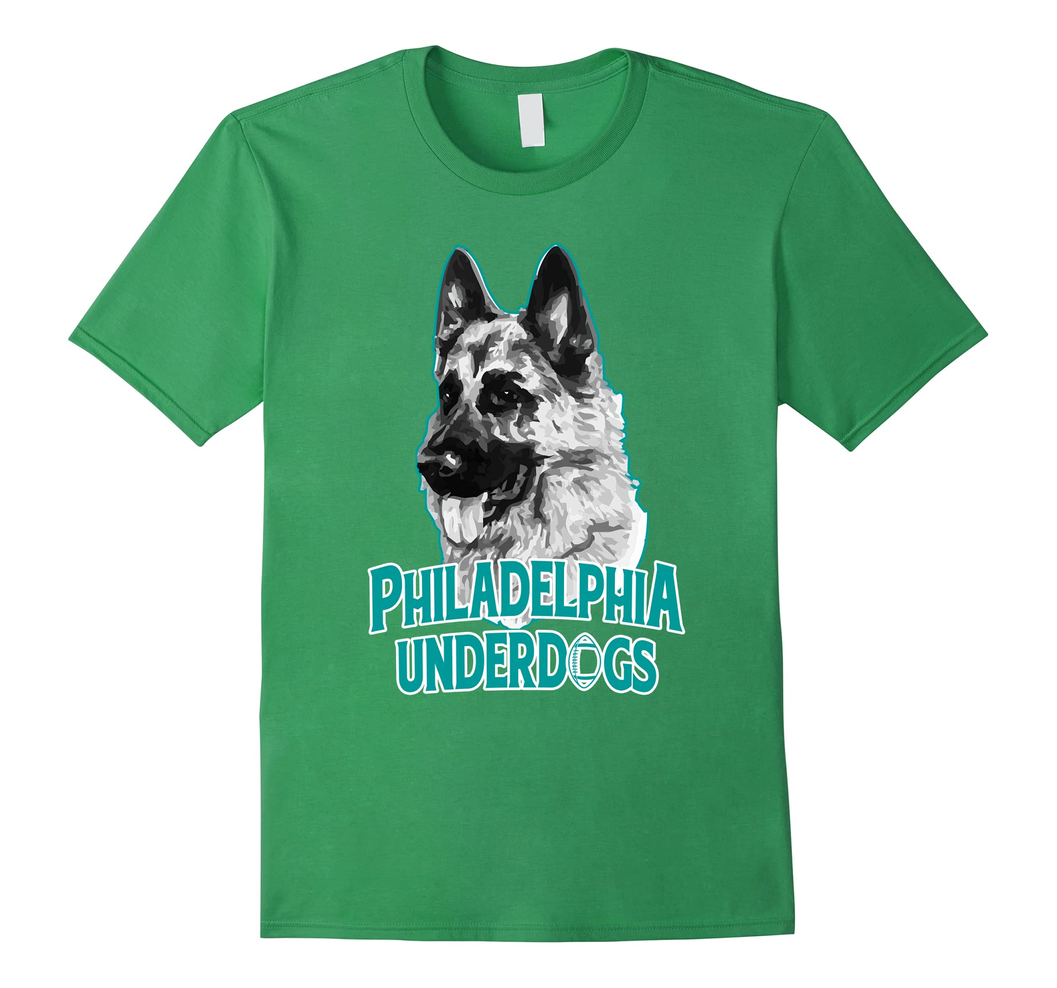 Philadelphia Underdog 2018 Celebration T-Shirt-RT