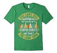 Corpus Christi City Flag Tshirt I Love Corpus Christi Shirt Forest Green