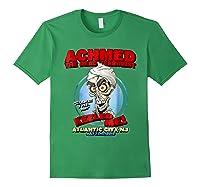 Achmed The Dead Terrorist Atlantic City Nj Shirt Forest Green