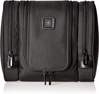 Victorinox Lexicon 2.0 Truss Hanging Toiletry Kit, Black (Black) - 601201