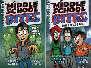 Middle School Bites (2 Book Series)