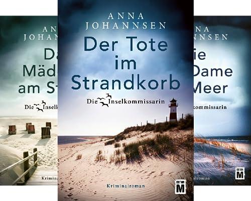Die Inselkommissarin (Reihe in 8 Bänden)