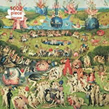 Adult Jigsaw Hieronymus Bosch: Garden of Earthly Delights: 1000 piece jigsaw (1000-piece jigsaws)