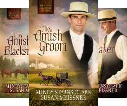 The Men of Lancaster County (4 Book Series)
