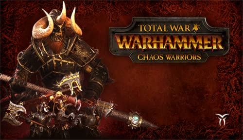 Total War : Warhammer - Chaos Warriors Race Pack DLC [PC Code - Steam]