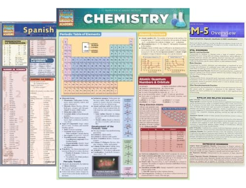 Quick Study Academic (50 Book Series)