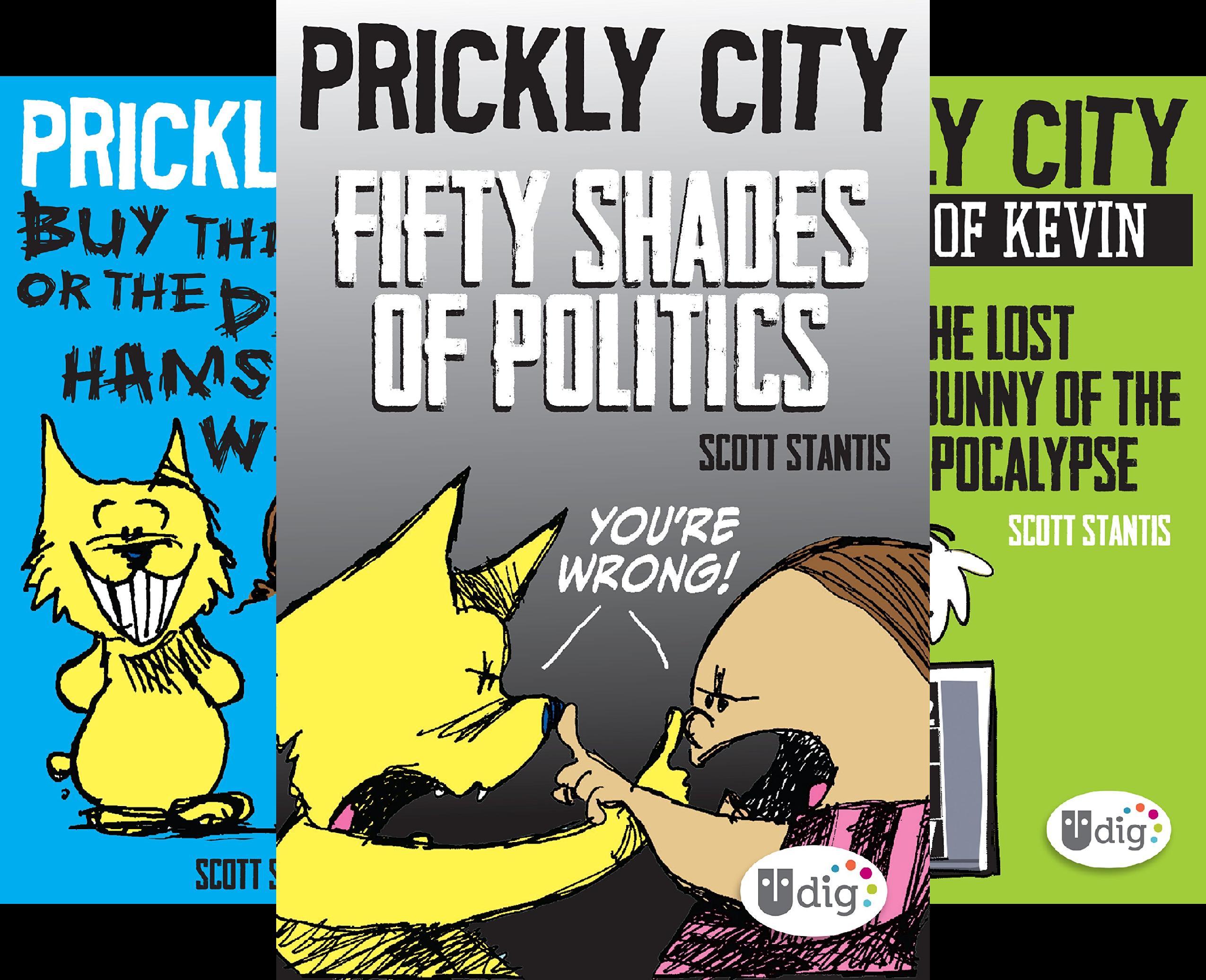 Prickly City (4 Book Series)