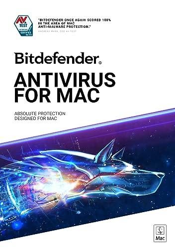 Bitdefender Antivirus for Mac | 1 Mac, 1 Year | Download [Online...