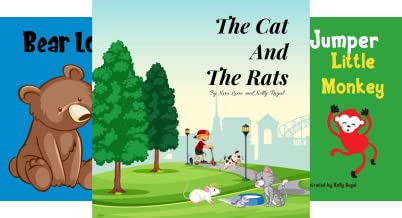 The Little Bedtime Stories (3 Book Series)