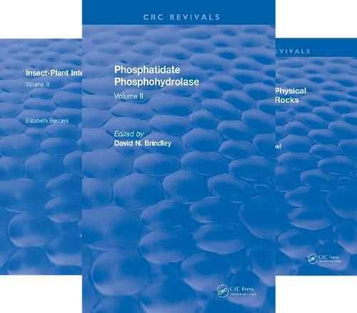 CRC Press Revivals (101-150) (50 Book Series)