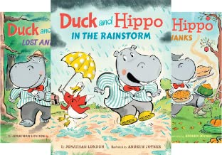 Duck and Hippo (4 Book Series)