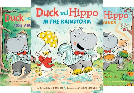 Duck and Hippo Series