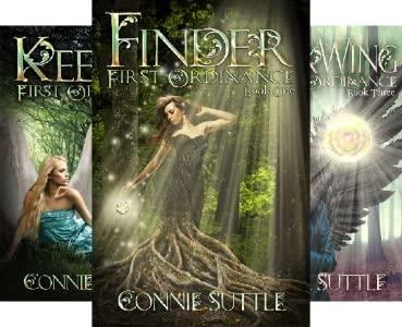 Finder First Ordinance 1 By Connie Suttle