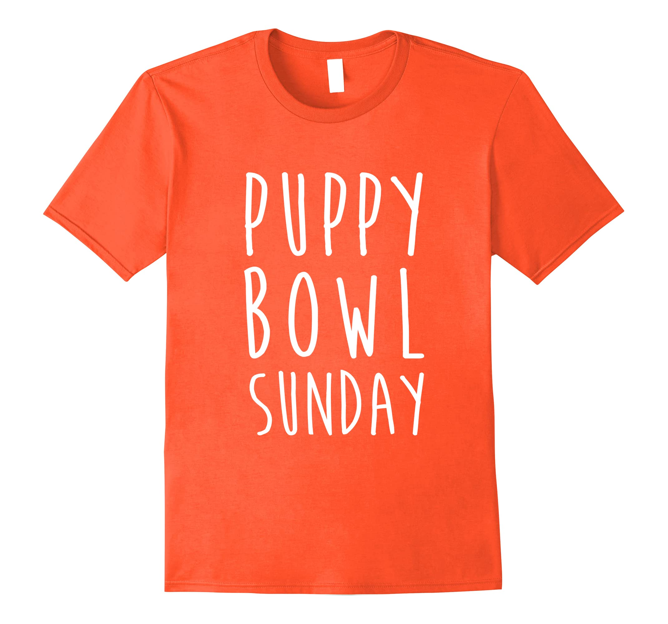Puppy Bowl Sunday, Funny Football Shirt-RT