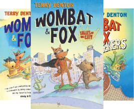 WOMBAT AND FOX (3 Book Series)