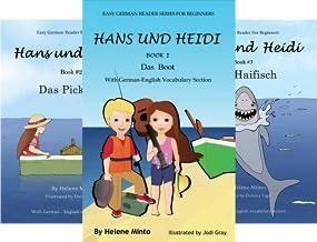 Hans und Heidi (Reihe in 4 Bänden)
