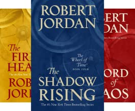 The Wheel of Time, Books 4-6: The Shadow Rising, The Fires of Heaven, Lord of Chaos (3 Book Series) PDF