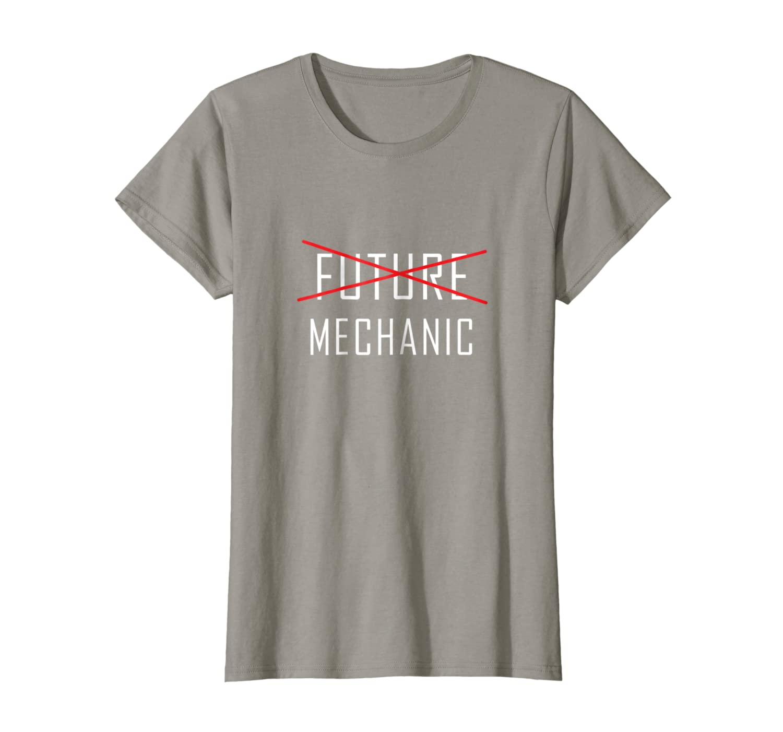 Future Mechanic Graduation Shirt, Funny Cute Graduate Gift