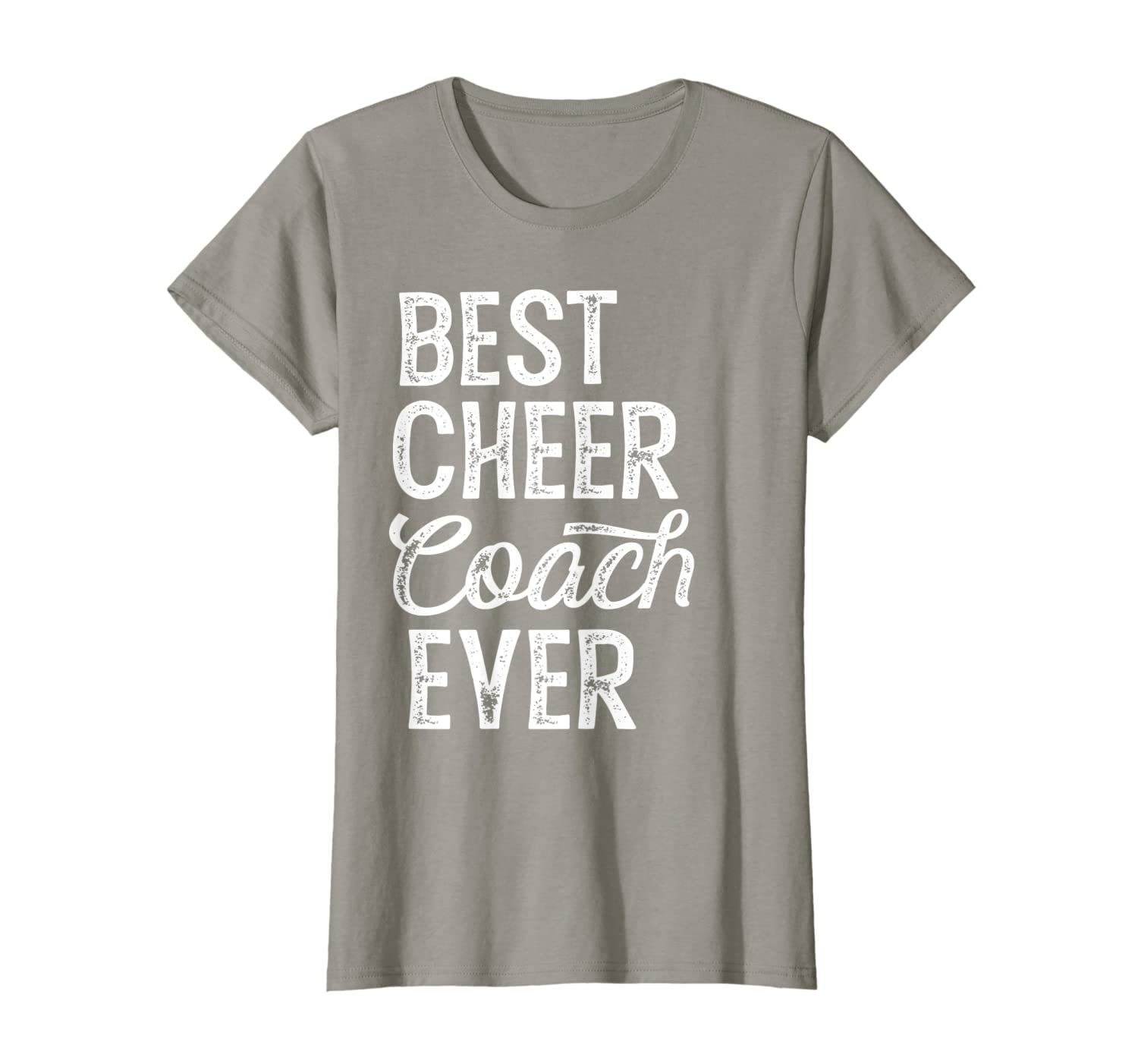 Cheerleading Coach Gifts Best Cheer Coach Ever - Coaching T-Shirt