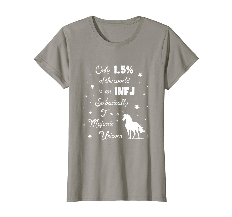 Amazon.com: Sólo 1,5% de el mundo es un infj Diversión ...