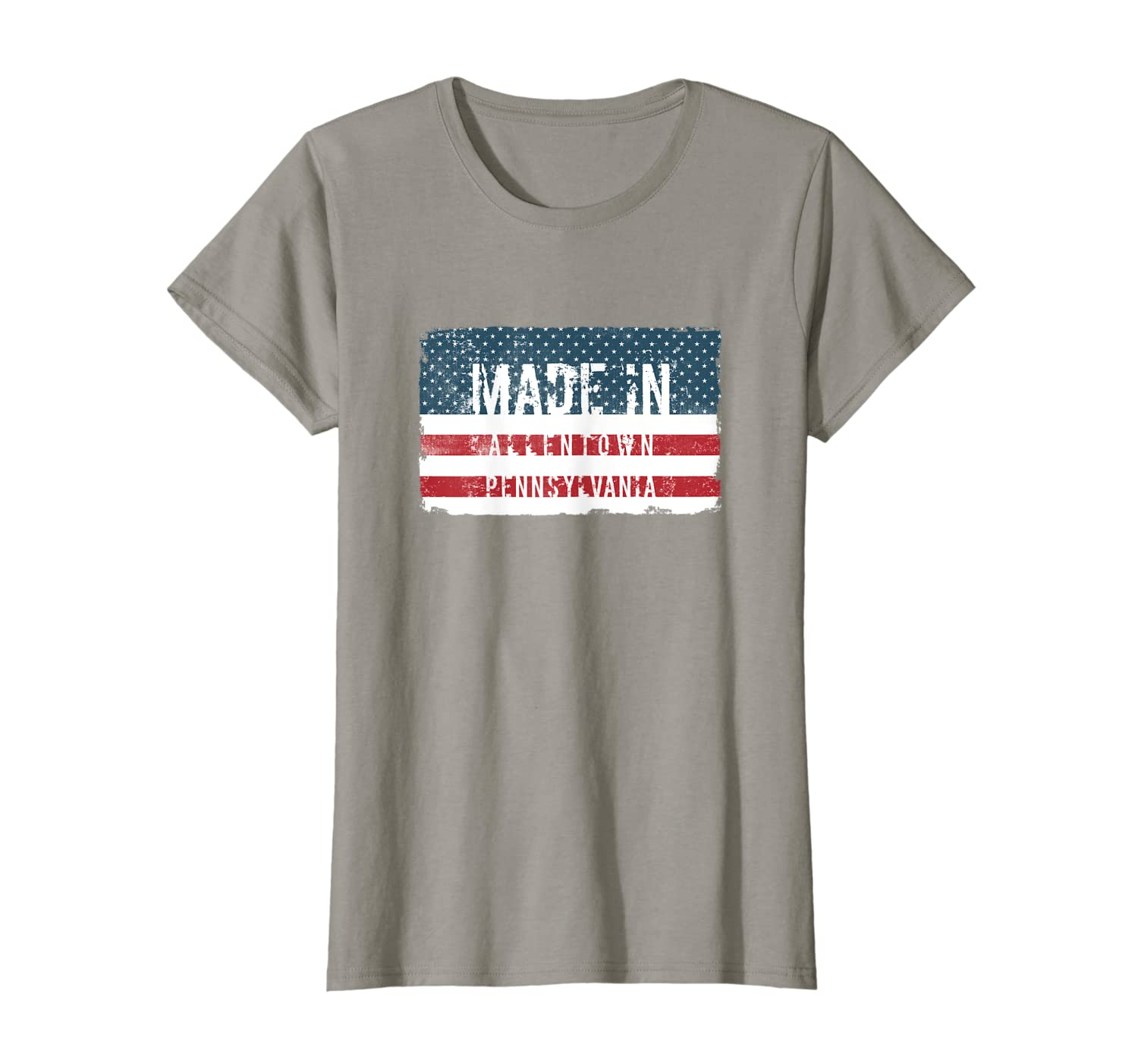 Made in Allentown, Pennsylvania T-shirt-Yolotee