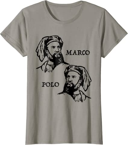 Casual Blouse Clothes XS-XL L6Nv4o@A Girls Short Sleeve Marco Polo Country Flag T-Shirts