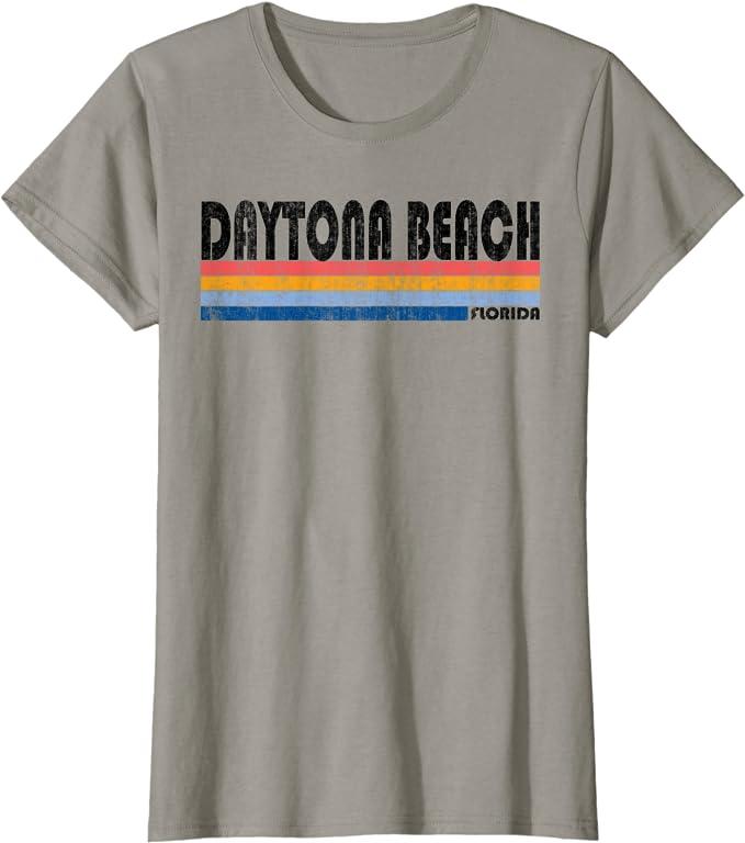 70s Daytona Beach Inside Out t-shirt Small