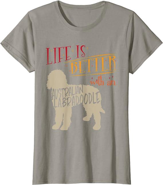 622940969 CafePress Cream Labradoodle 1 Kids Light T Shirt Kids Light T-Shirt