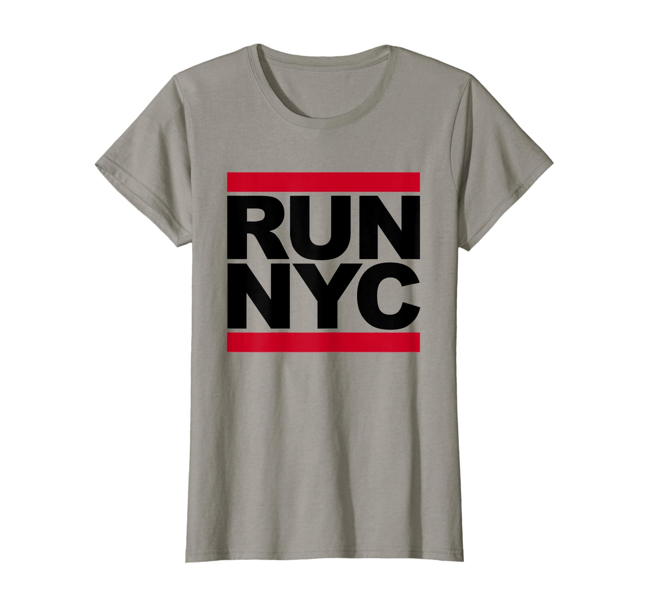 Amazon.com  Run NYC T-Shirt - New York City Running Shirt for Runners   Clothing 9bdd28c3547