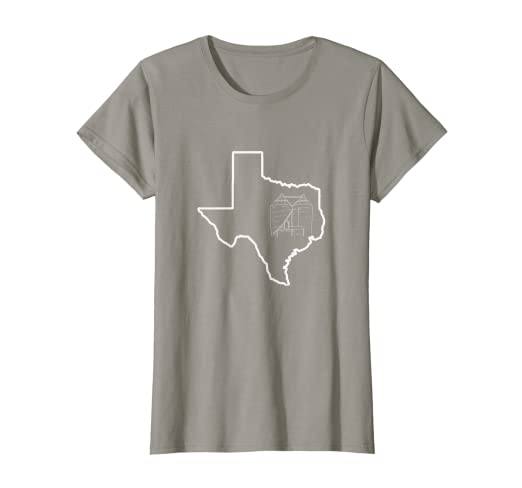 26a6d212b76 Amazon.com  Womens Waco Texas Magnolia Farms Trip T Shirt - for ...