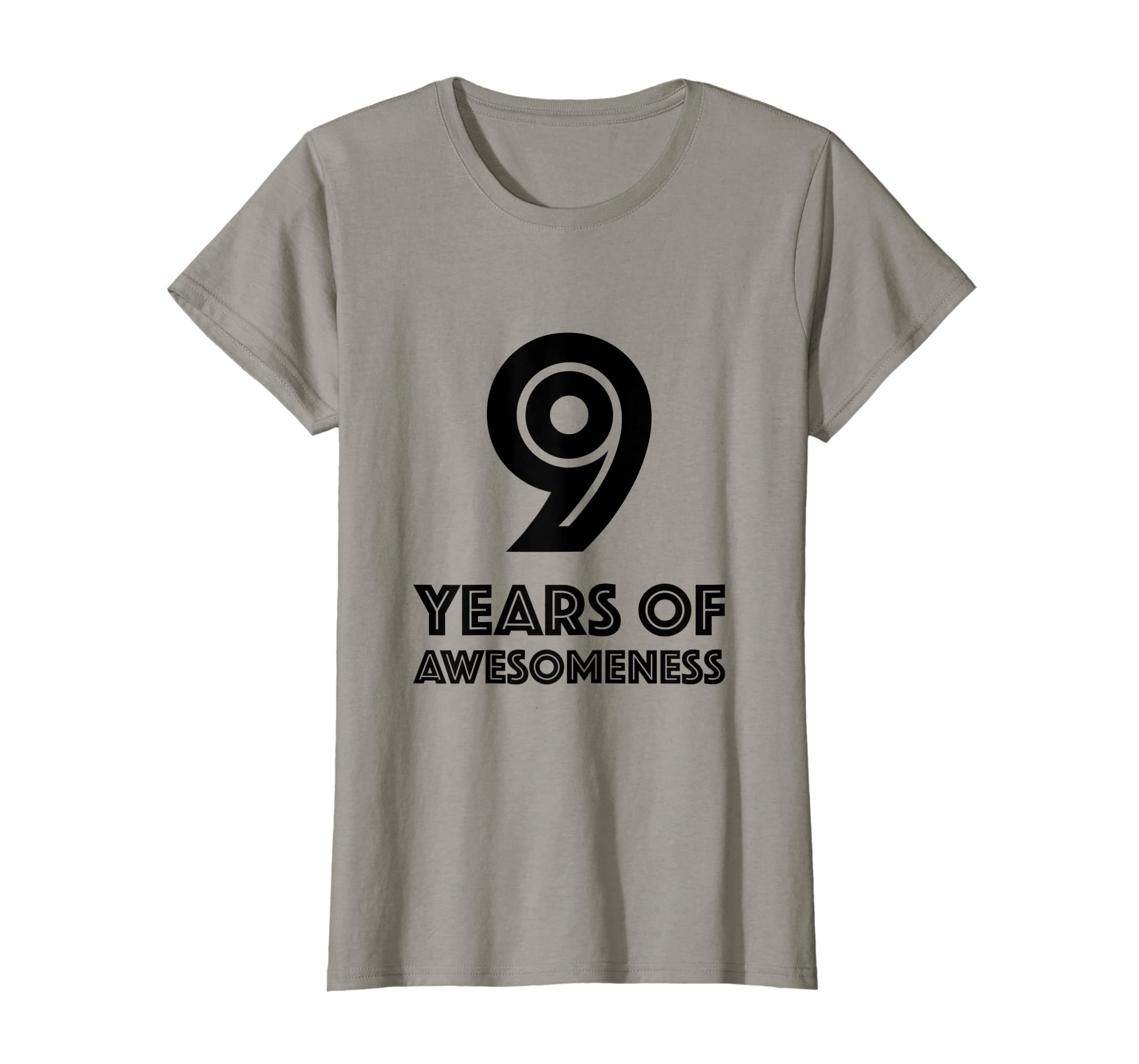 Amazon 9th Birthday Shirt Boy Girl Gift Nine Age 9 Year Old Son Clothing
