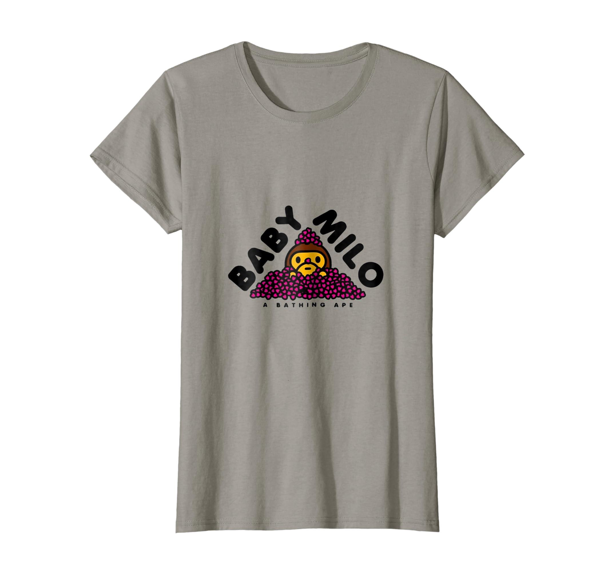 0b391cd5 Amazon.com: Baby Milo Sakura Leaf shirt: Clothing