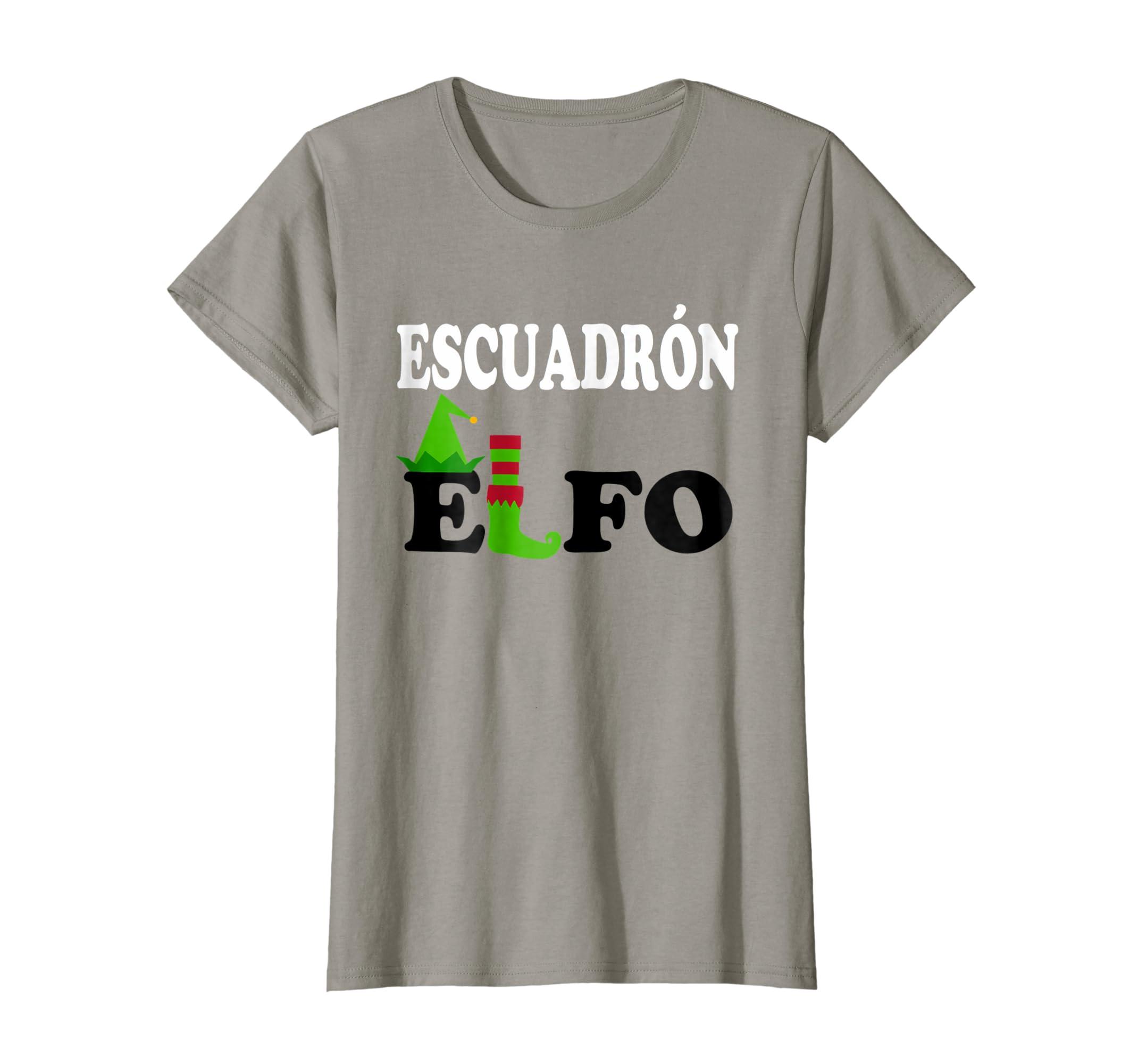 Amazon.com: Familia de Navidad a juego camisetas Holiday Group Elfo: Clothing
