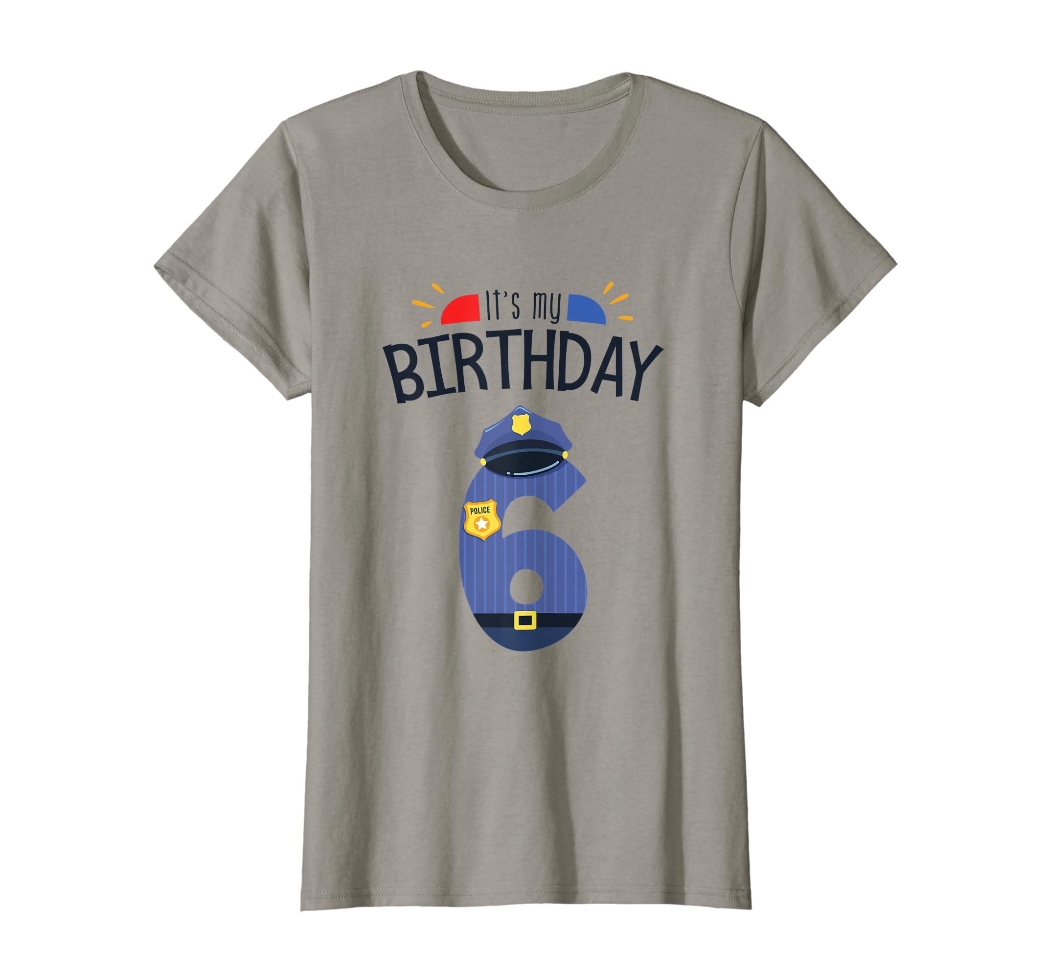 Amazon 6th Birthday