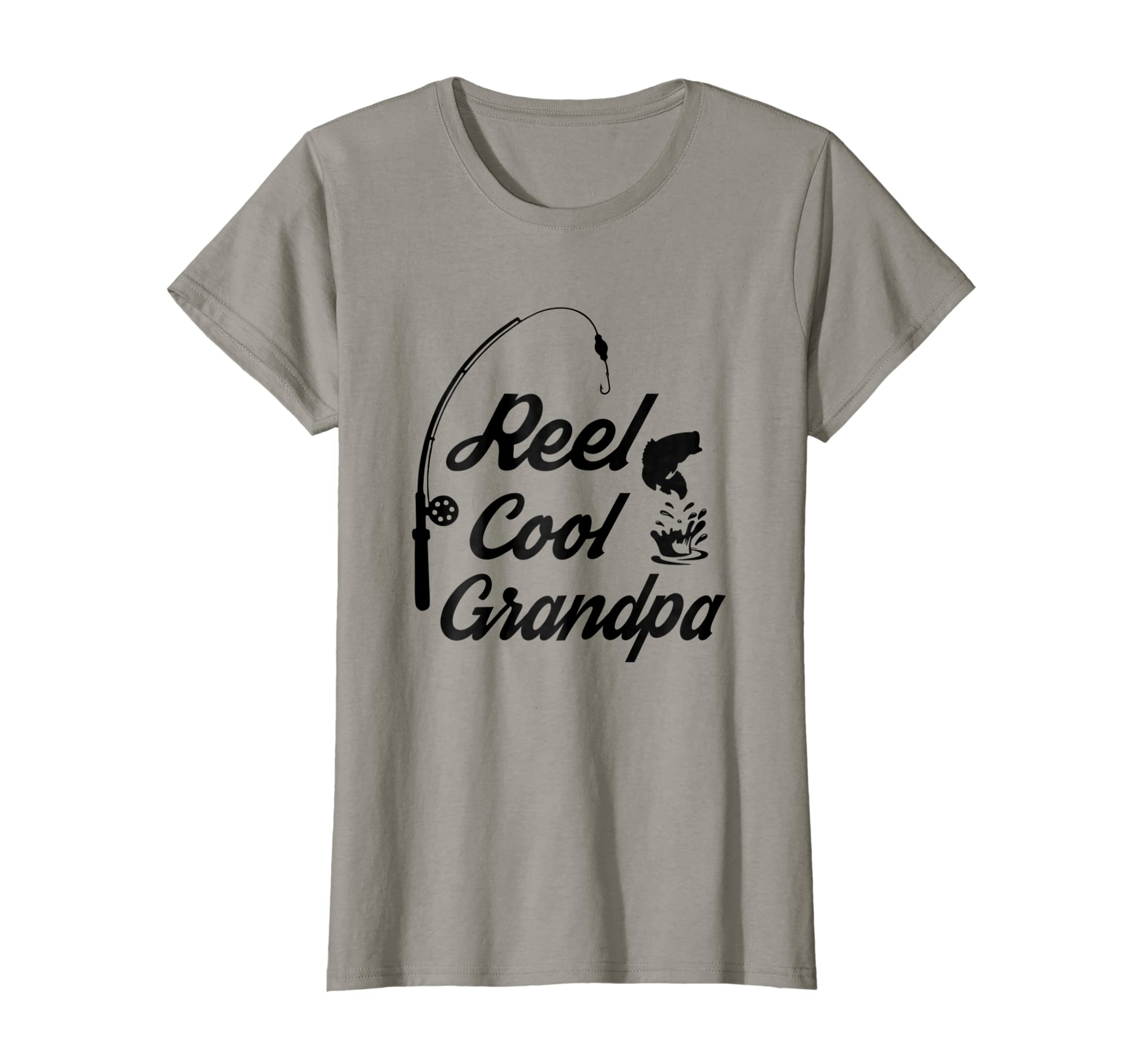 Amazon Reel Cool Grandpa Shirts Ideas For Fathers Day Birthday Gift Clothing
