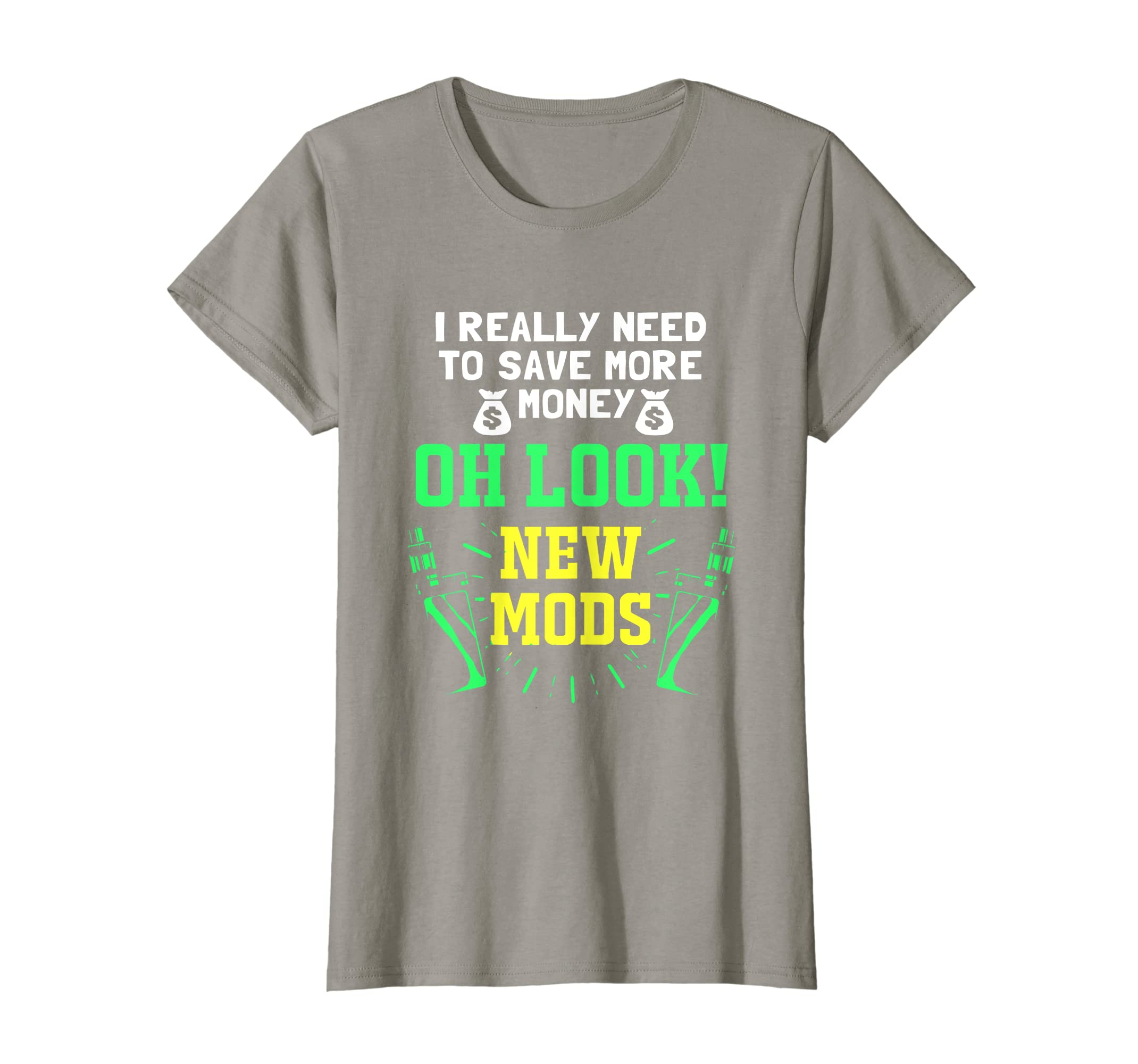 Amazon com: Vape Money Shirt Meme Oh Look New Mods: Clothing