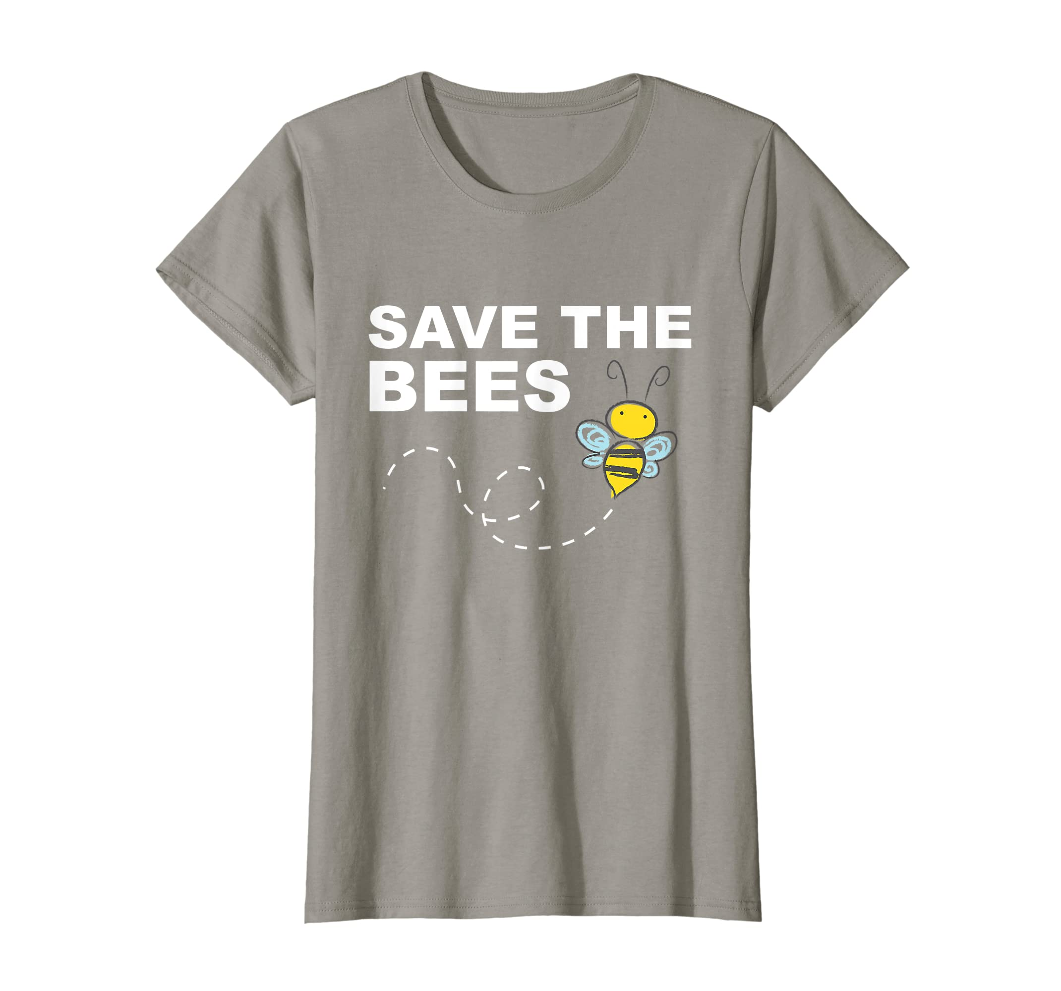 748b38c4 Amazon.com: Save the Bees Shirt for Men Women and Children: Clothing