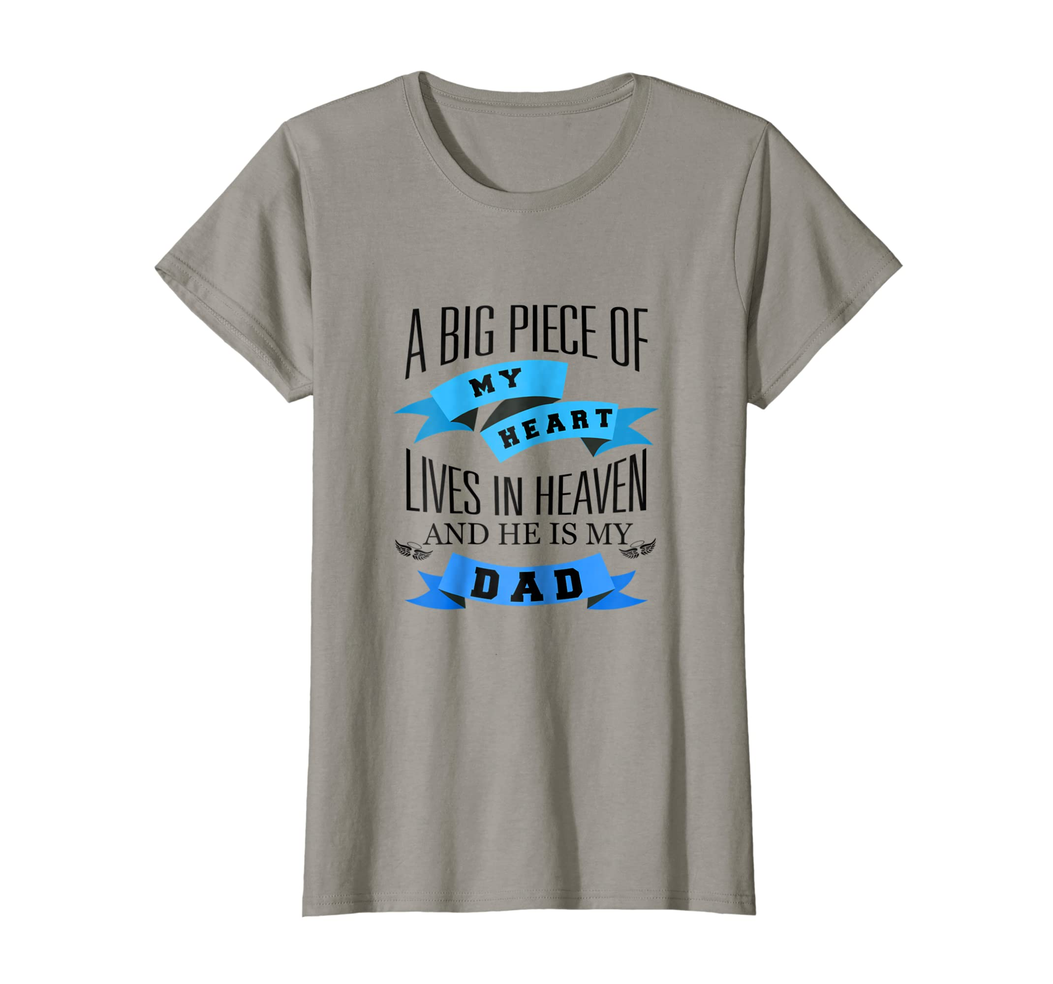 cd61b1f6d Amazon.com: Proud Dad Quotes Gift, RIP Dad T-Shirt: Clothing