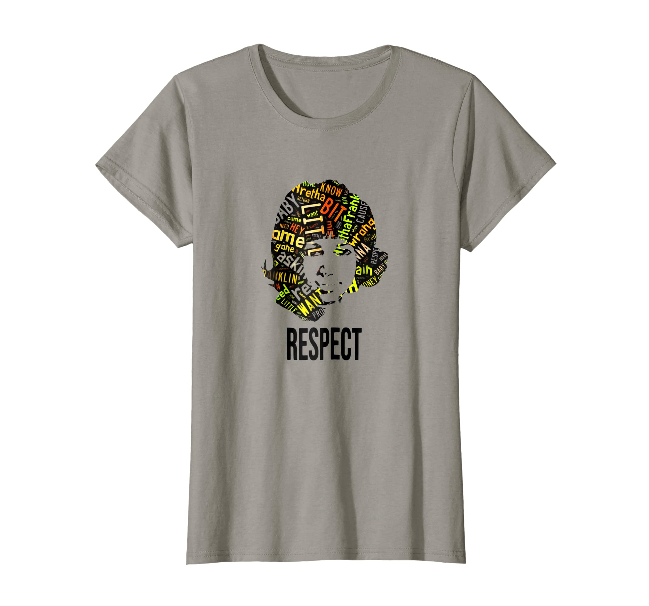 Aretha-Queen-of-Soul-RESPECT t-shirt-Protee