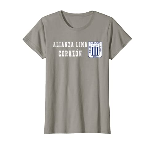 Amazon.com: ALIANZA LIMA CORAZON FUTBOL PERUANO PERUVIAN FAN SOCCER: Clothing