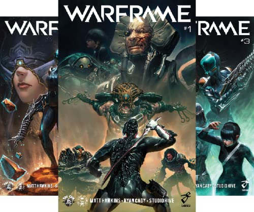 Warframe (5 Book Series)